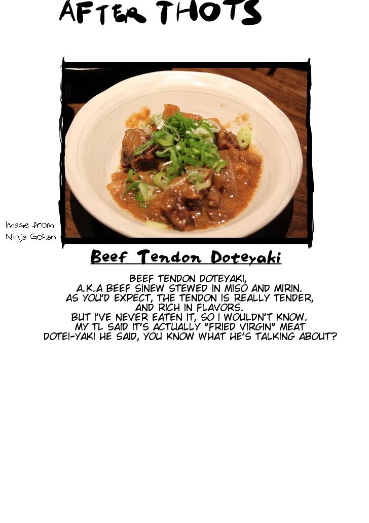 Isekai Izakaya Vol.6 Chapter 36: Beef Tendon Doteyaki page 29 - Mangakakalots.com