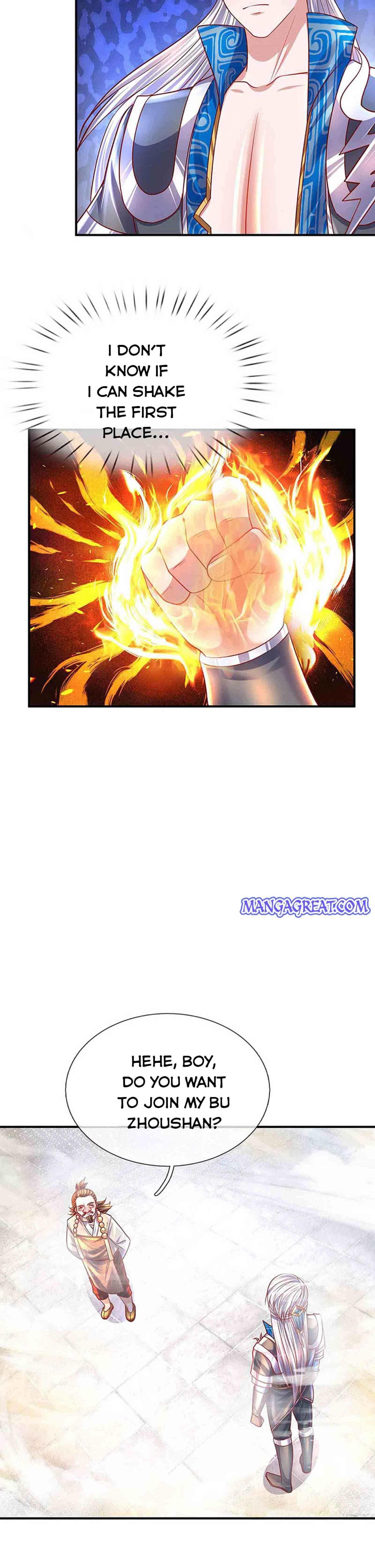Shura Sword Sovereign Chapter 163 page 2 - Mangakakalots.com