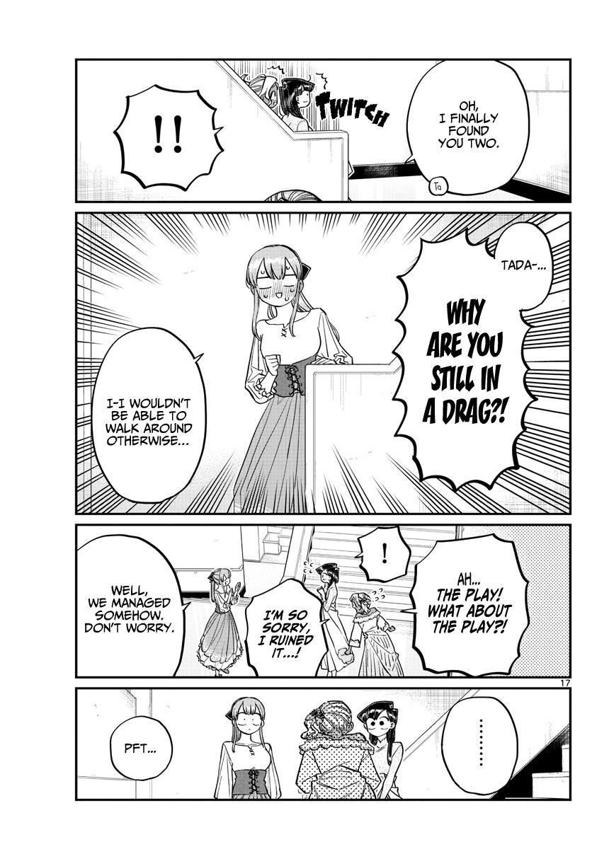 Komi-San Wa Komyushou Desu Chapter 228: Can't page 17 - Mangakakalot