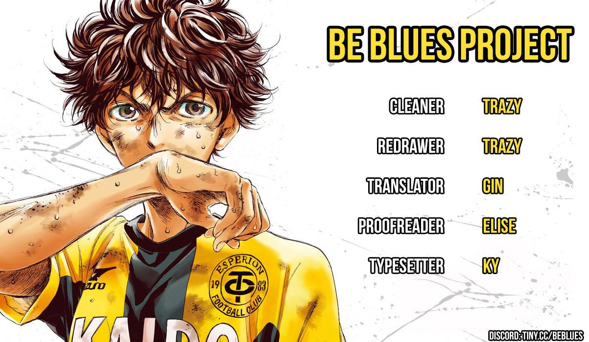 Ao Ashi Vol.20 Chapter 206: Loving Football page 21 - Mangakakalots.com