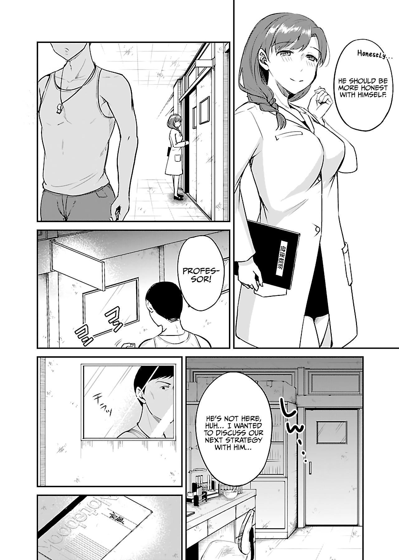 Zombie Darake No Kono Sekai De Wa Sex Shinai To Ikinokorenai Chapter 9: Zombie 9 page 24 - Mangakakalots.com