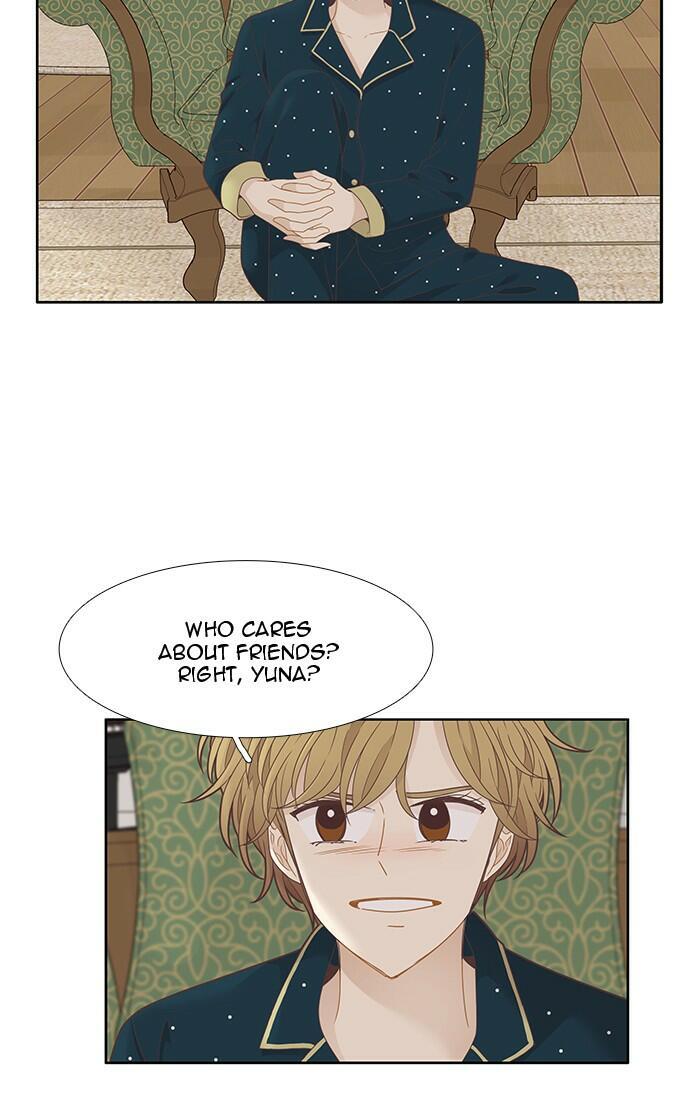 Girl's World Chapter 210: 210 - Different Dreams (2) page 61 - Mangakakalots.com