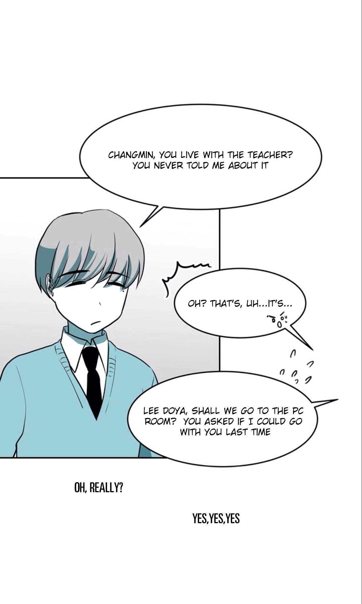 This Can't Be Love Chapter 8: Being Watched page 25 - Mangakakalots.com