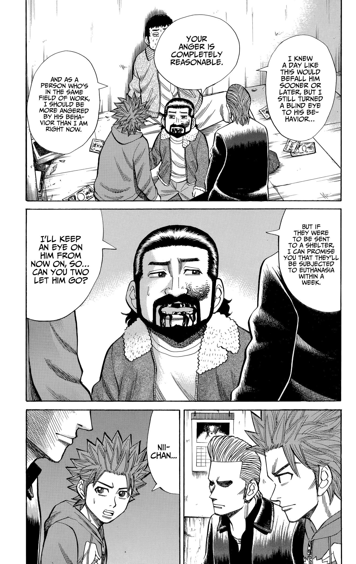 Nanba Mg5 Vol.12 Chapter 105: Together With Mama page 5 - Mangakakalots.com