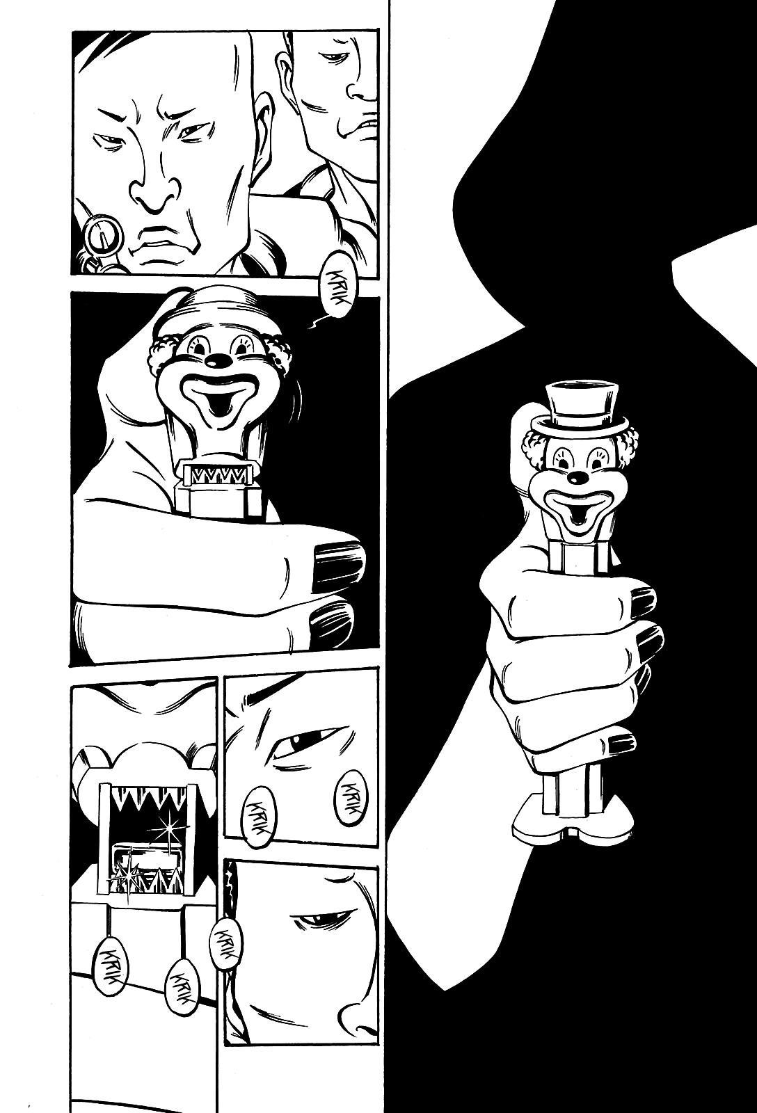 Deathco Vol.1 Chapter 2 : Reapers 2 page 4 - Mangakakalots.com