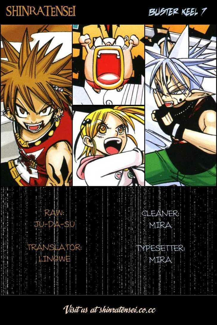 Buster Keel! Vol.2 Chapter 7 : Let Go!!! page 1 - Mangakakalots.com