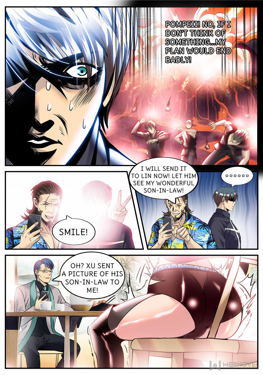 The Superb Captain In The City Chapter 205 page 4 - Mangakakalots.com