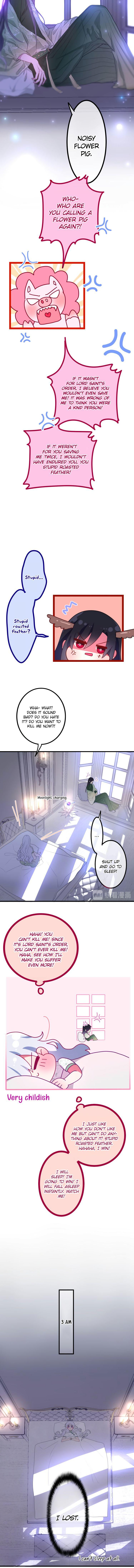 Monster: The Quiet Beast'S Warmth Chapter 3 page 8 - Mangakakalots.com