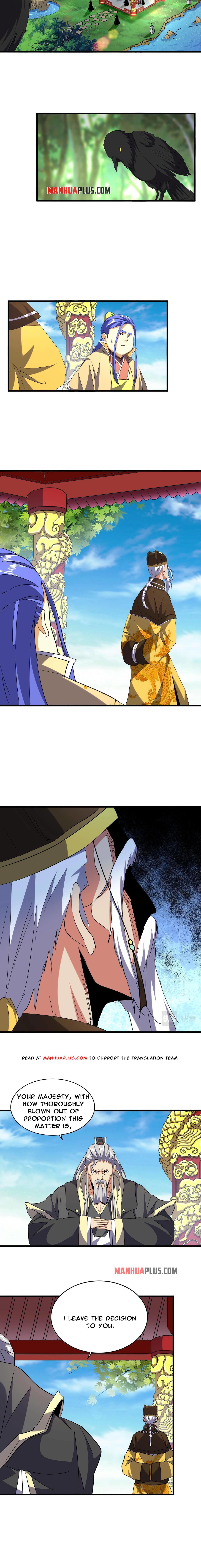 Magic Emperor Chapter 207 page 8 - Mangakakalots.com