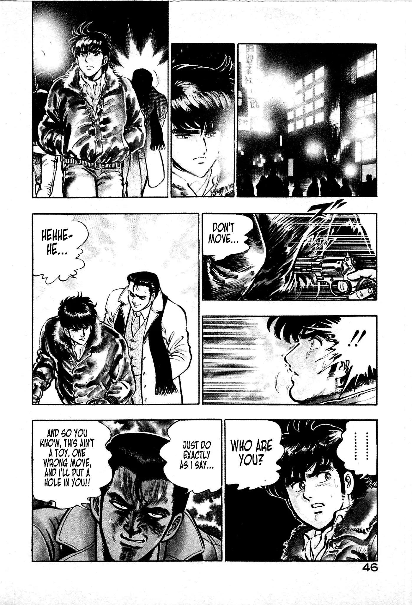 Karate Apocalypse Chapter 8: Secret Fist page 3 - Mangakakalots.com
