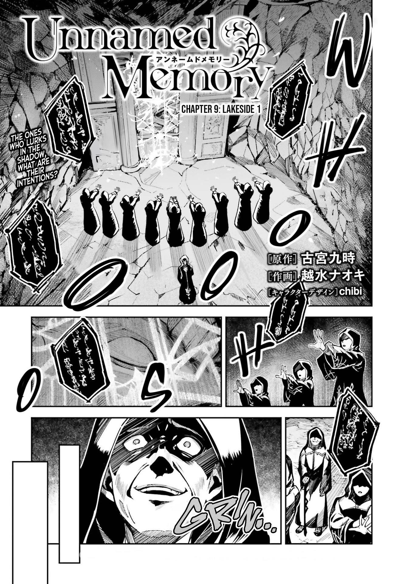 Unnamed Memory Chapter 9 page 3 - Mangakakalots.com
