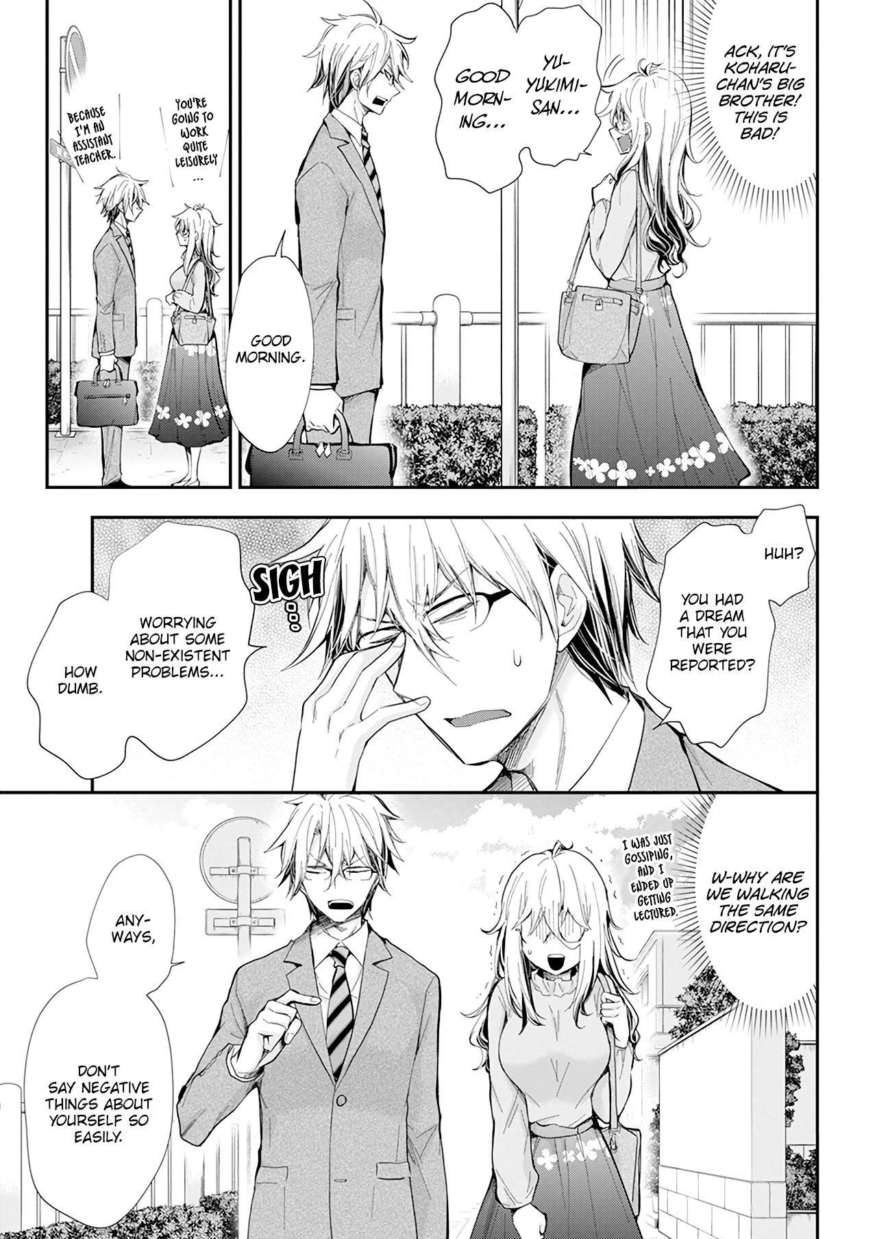 Shingeki No Eroko-San Chapter 29 page 11 - Mangakakalots.com