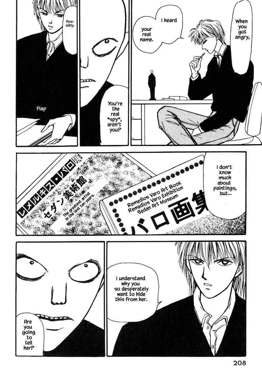 Shi To Kanojo To Boku Chapter 13.3 page 4 - Mangakakalots.com