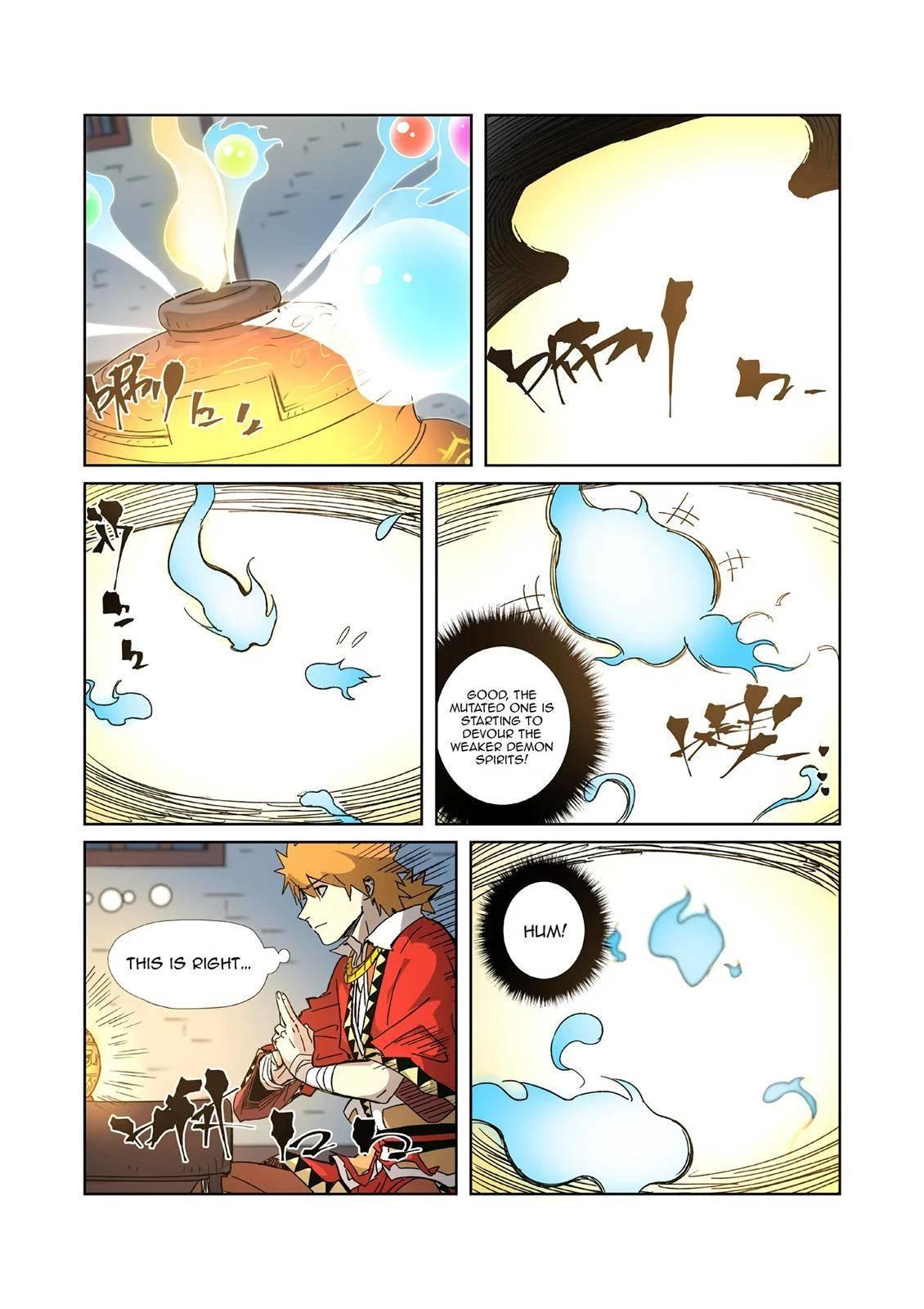 Tales Of Demons And Gods Chapter 332.5 page 6 - Mangakakalots.com