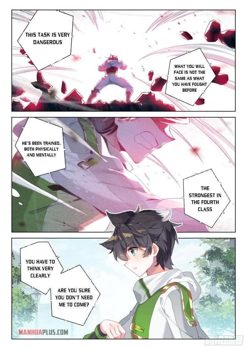 Soul Land Iv - The Ultimate Combat Chapter 235.5 page 7 - Mangakakalots.com