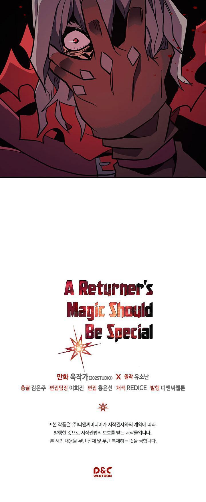A Returner's Magic Should Be Special Chapter 93 page 30 - Mangakakalots.com