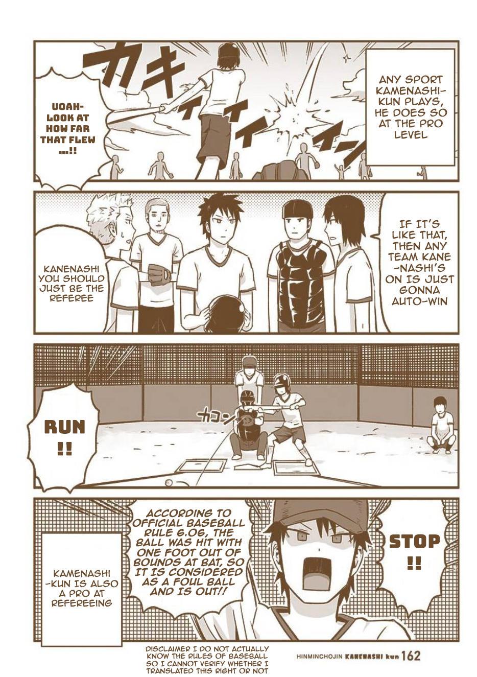 Hinmin Choujin Kanenashi-Kun Vol.2 Chapter 26.5: Weekly Shounen Jump Special Chapter page 4 - Mangakakalots.com