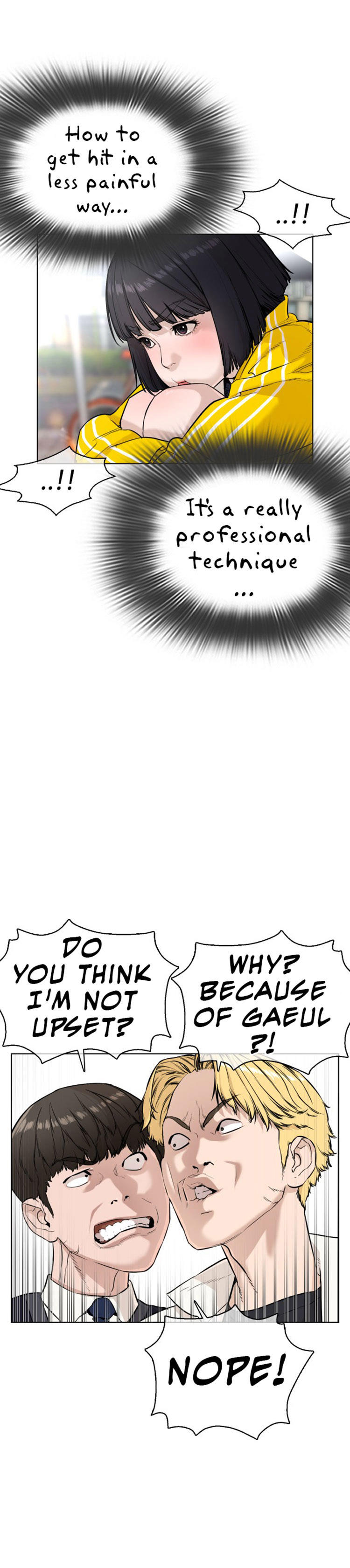 How To Fight Chapter 20: Are You Asking If I'm Pretty? page 25 - Mangakakalots.com
