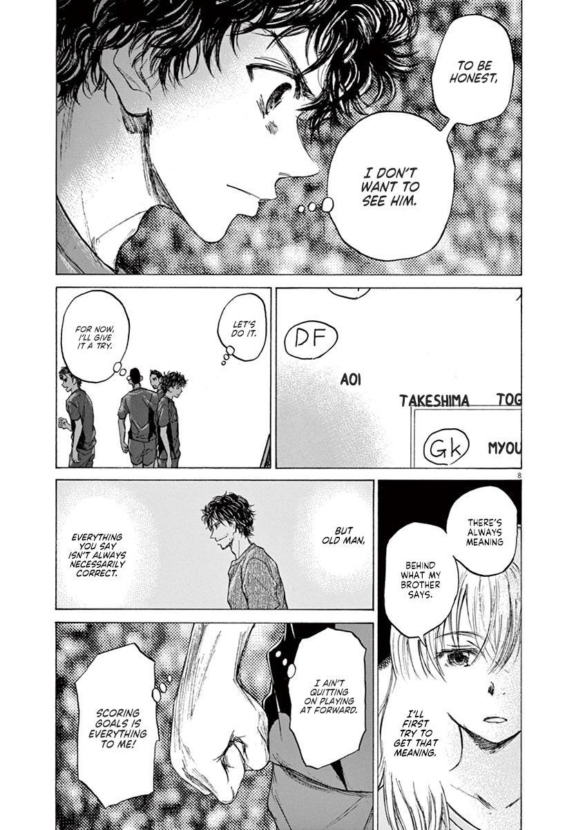 Ao Ashi Vol.7 Chapter 66: Look Out page 9 - Mangakakalots.com
