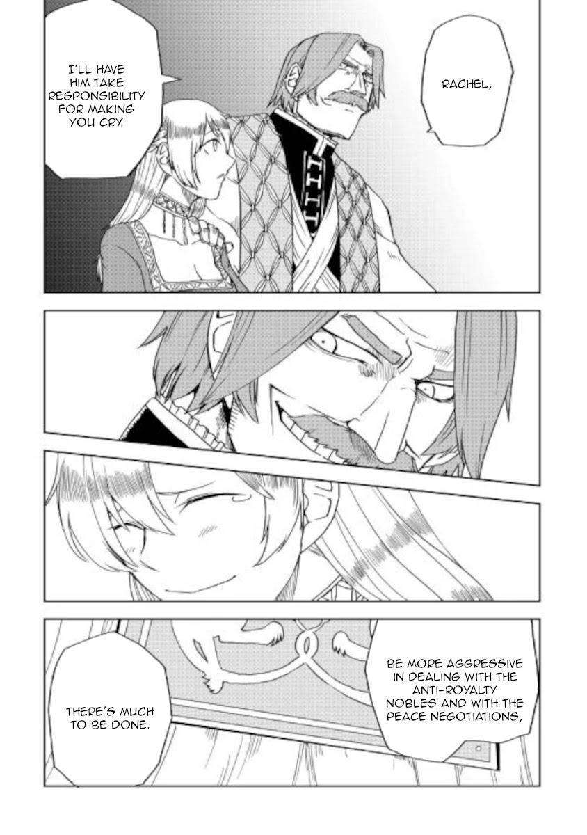 Isekai Tensei Soudouki Chapter 69: Receiving Notice page 11 - Mangakakalot