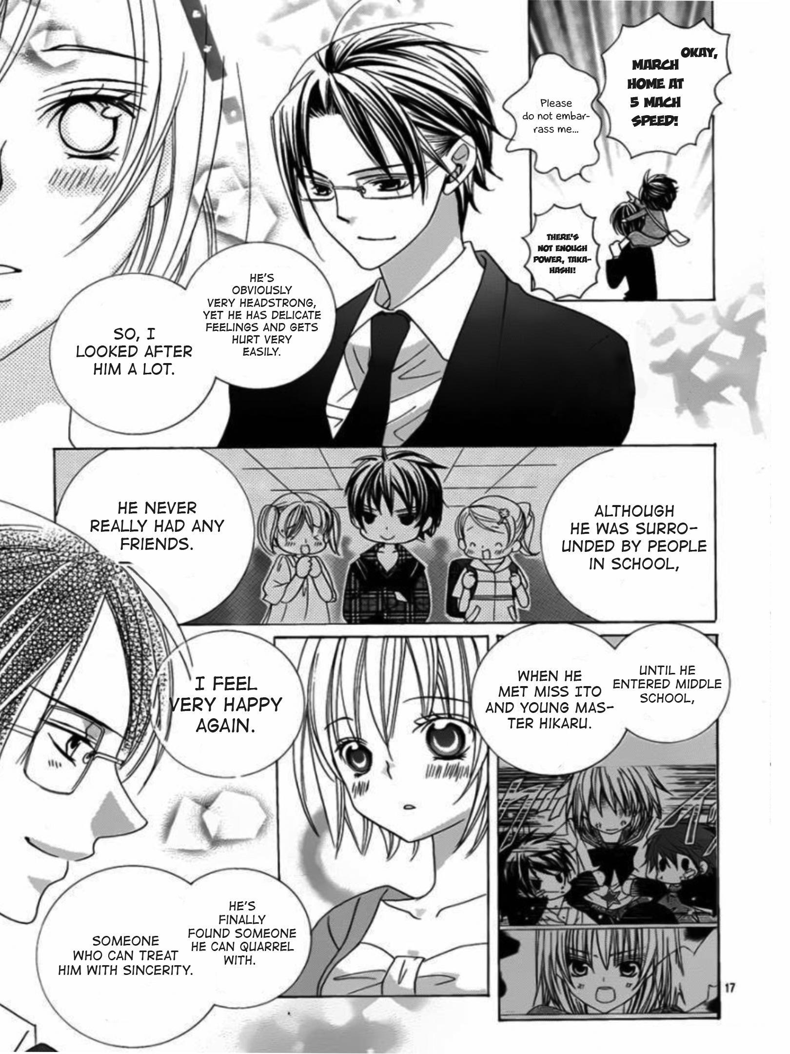 Suki Desu Suzuki-Kun!! Chapter 71 page 15 - Mangakakalots.com