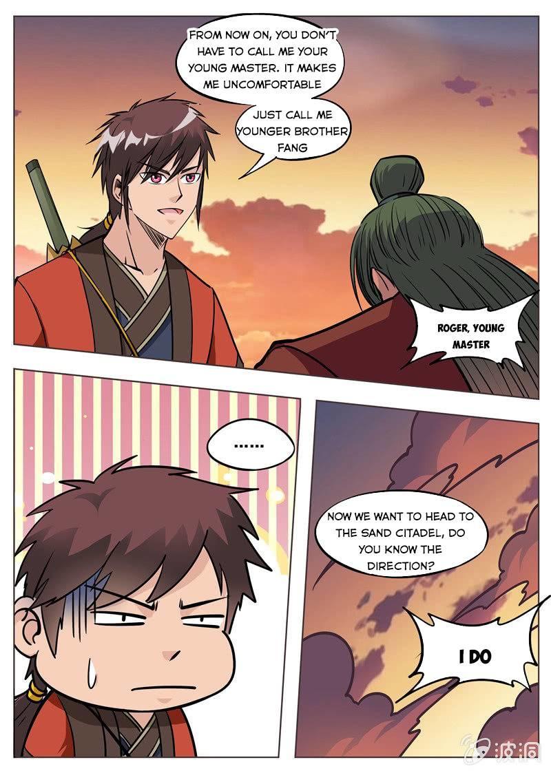 Greatest Sword Immortal Chapter 173.2 page 6 - Mangakakalots.com
