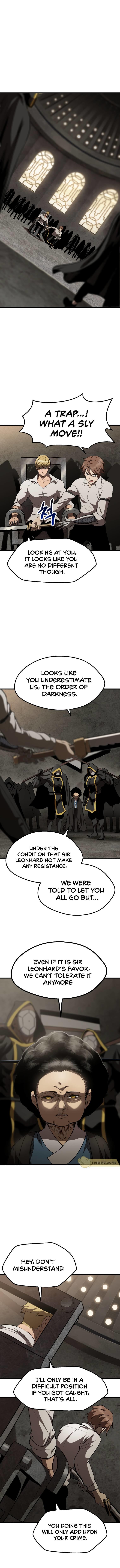 Survival Story Of A Sword King In A Fantasy World Chapter 104 page 11 - Mangakakalots.com