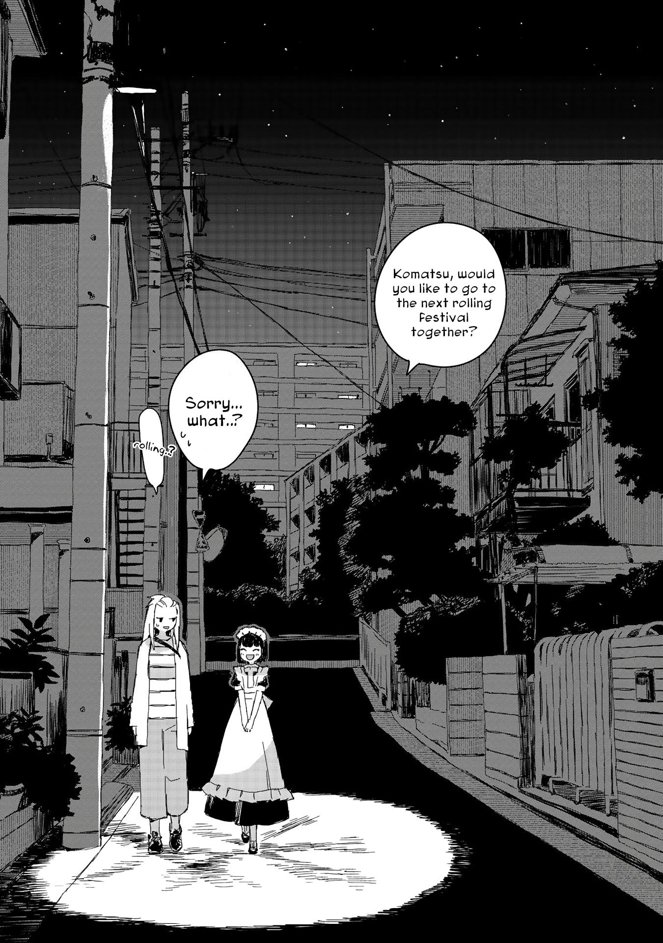 Maid-San Wa Taberu Dake Vol.2 Chapter 20 page 16 - Mangakakalots.com