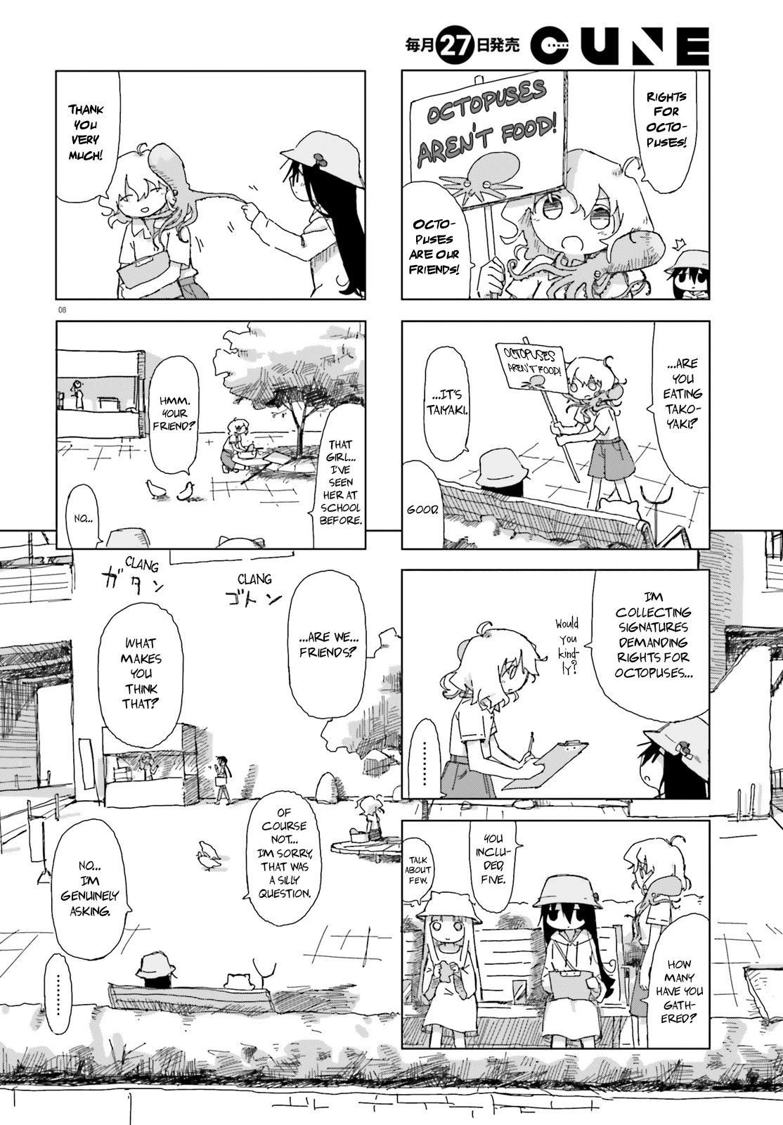 Shimeji Simulation Chapter 27 page 8 - Mangakakalots.com