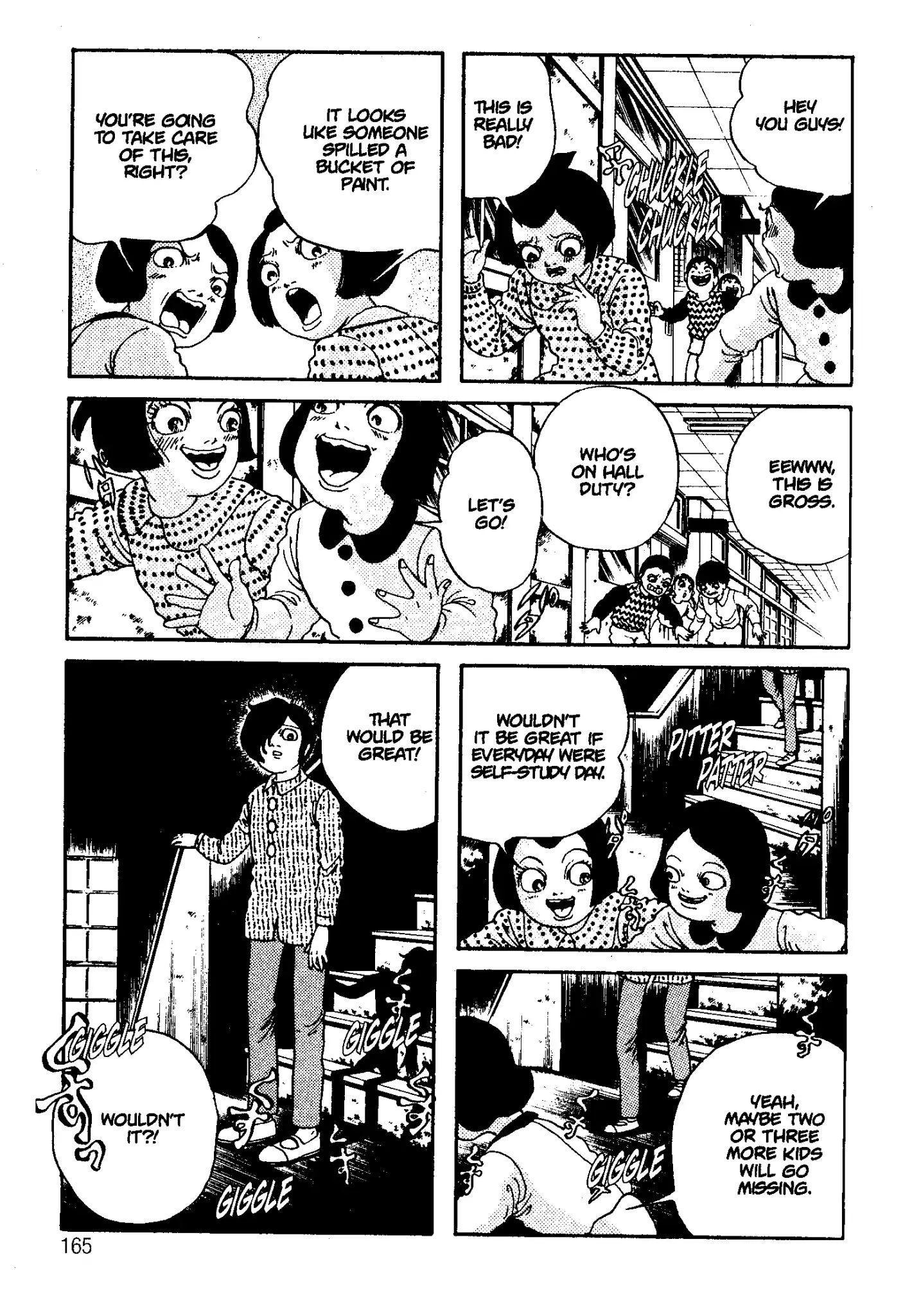 School Zone Vol.1 Chapter 5: Another Reiko-San page 15 - Mangakakalots.com