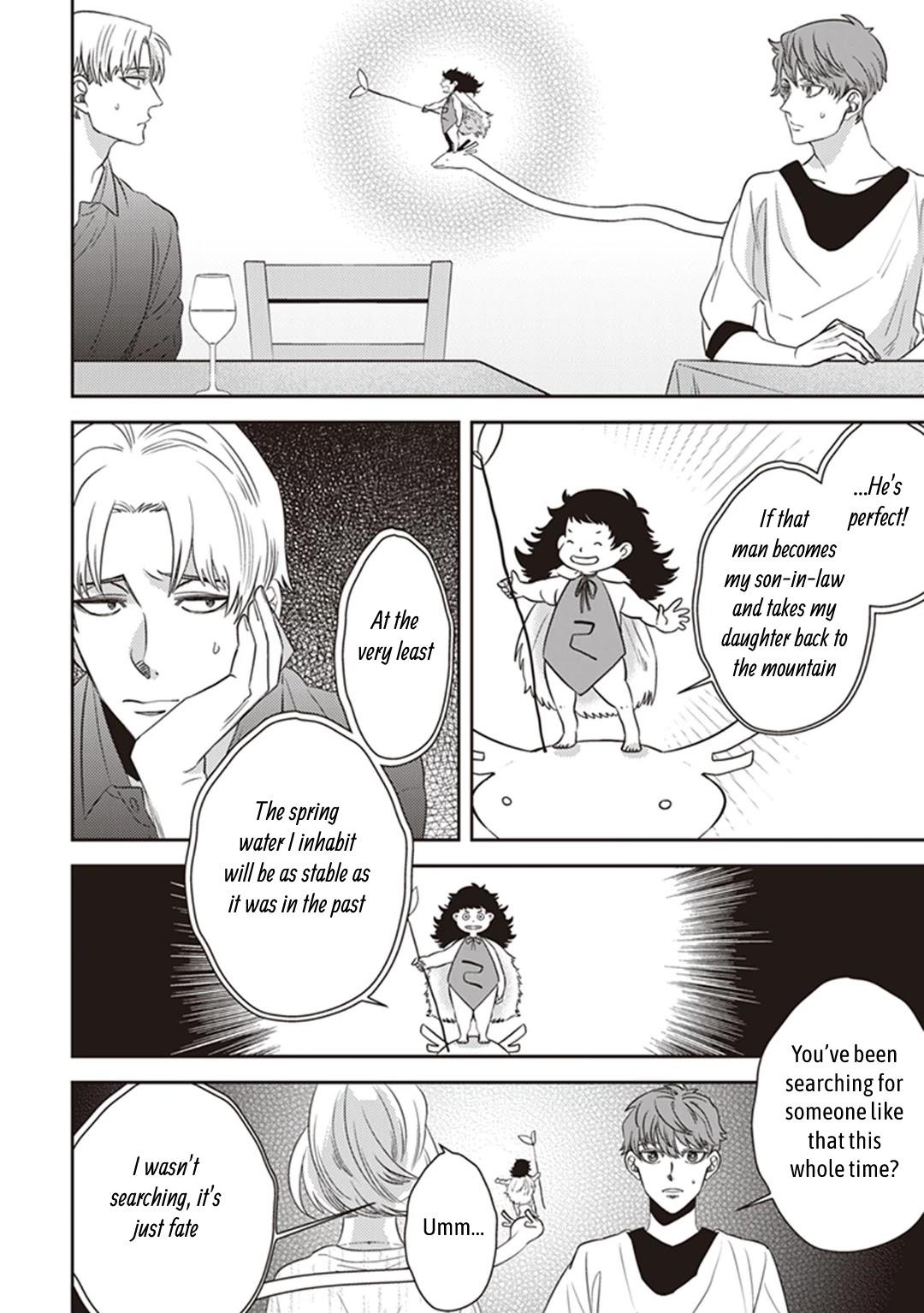 Midnight Occult Civil Servants Chapter 43: The Water God's Son-In-Law (Part 2) page 18 - Mangakakalots.com
