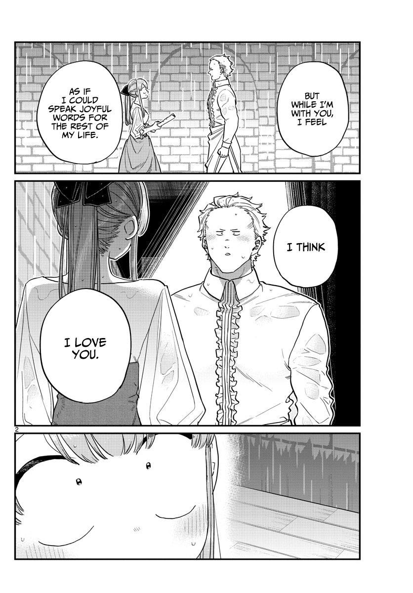 Komi-San Wa Komyushou Desu Chapter 228: Can't page 2 - Mangakakalot
