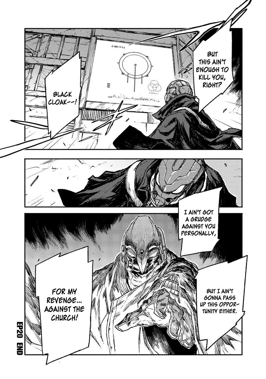 Colorless Chapter 20 page 18 - Mangakakalots.com