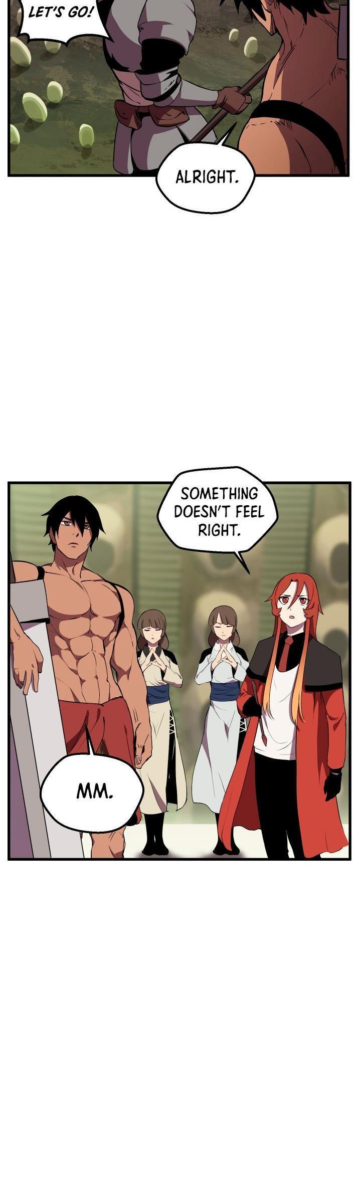 Survival Story Of A Sword King In A Fantasy World Chapter 28 page 31 - Mangakakalots.com