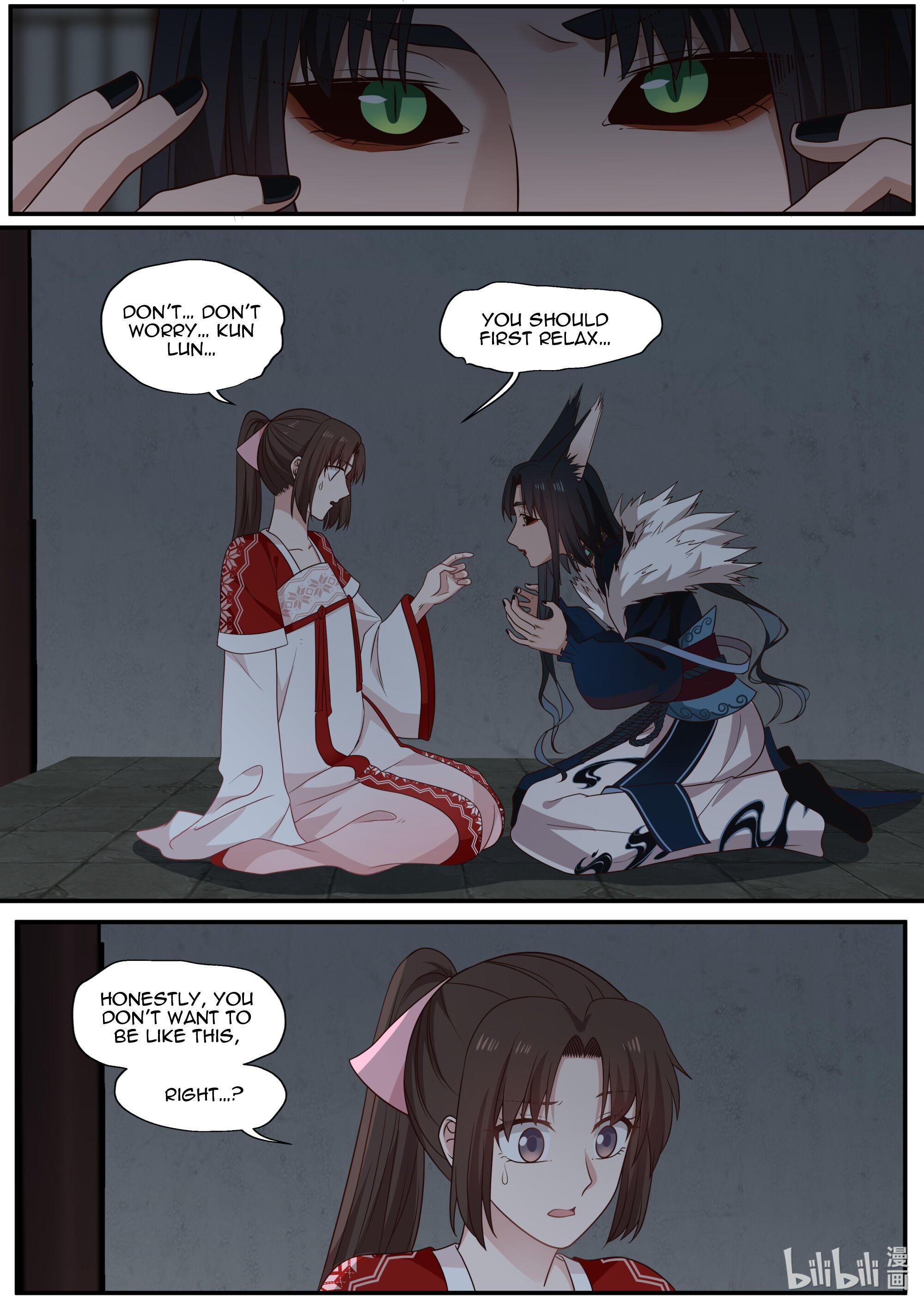 Xian Chan Nu Chapter 73 page 8 - Mangakakalots.com