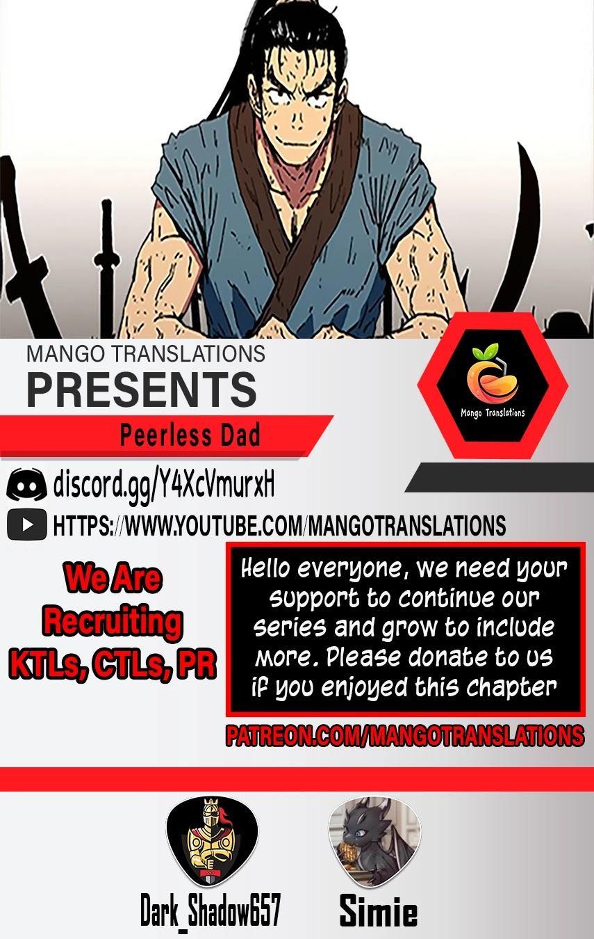 Peerless Dad Chapter 167 page 1 - Mangakakalots.com