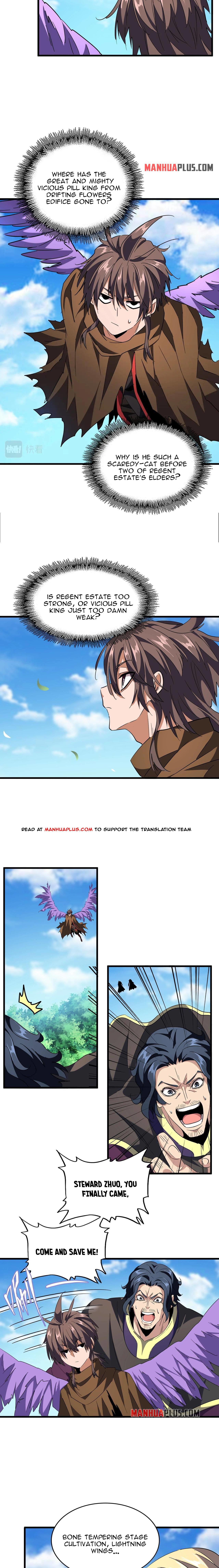 Magic Emperor Chapter 210 page 10 - Mangakakalots.com