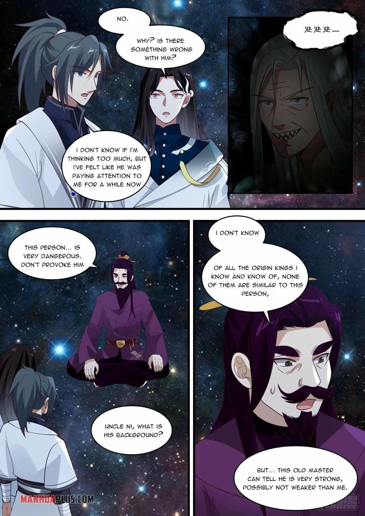 Martial Peak Chapter 1452 page 6 - Mangakakalots.com