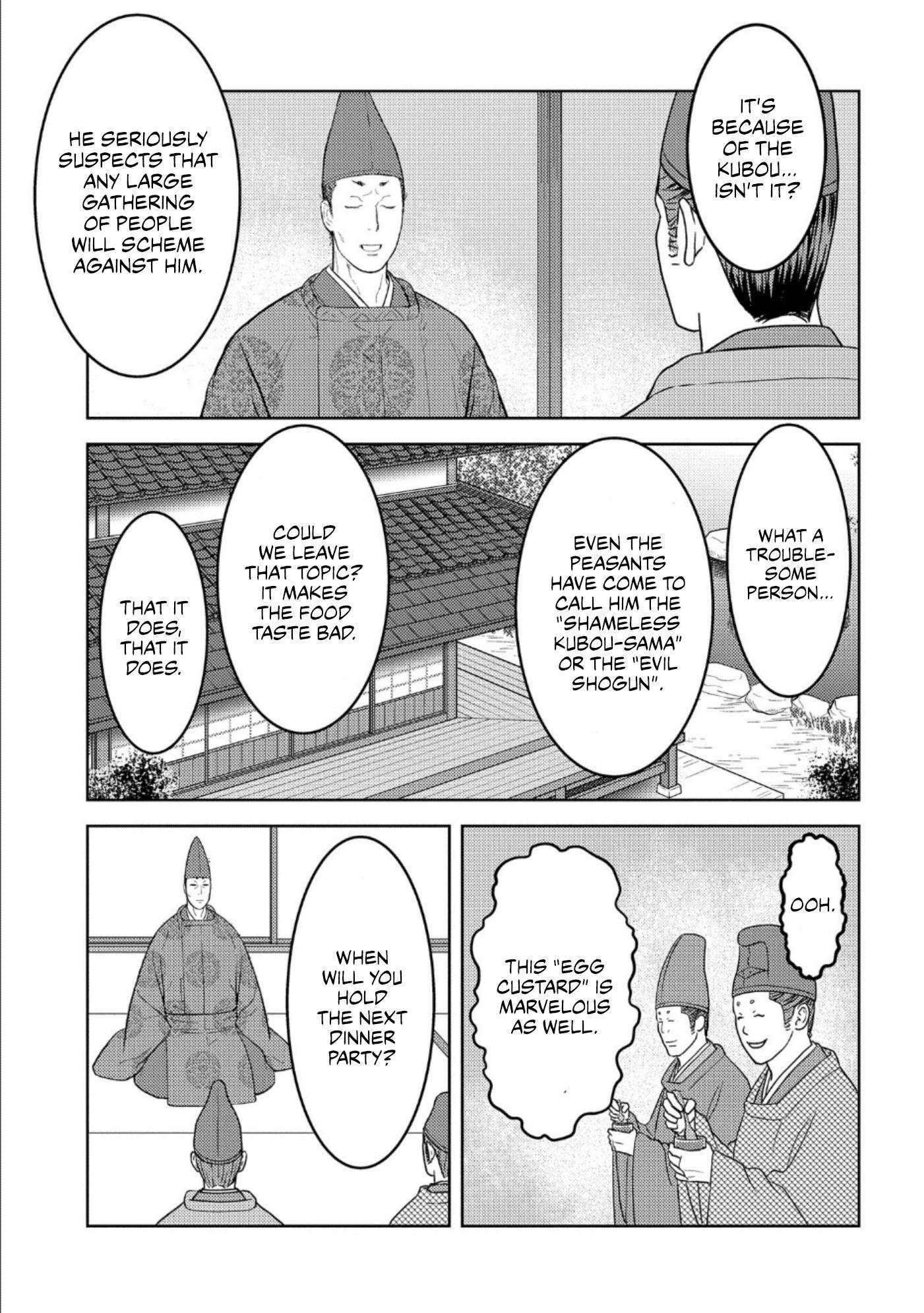 Sengoku Komachi Kurou Tan! Chapter 41 page 16 - Mangakakalots.com