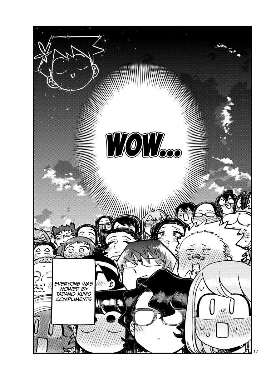 Komi-San Wa Komyushou Desu Chapter 256: Career Counseling page 17 - Mangakakalot