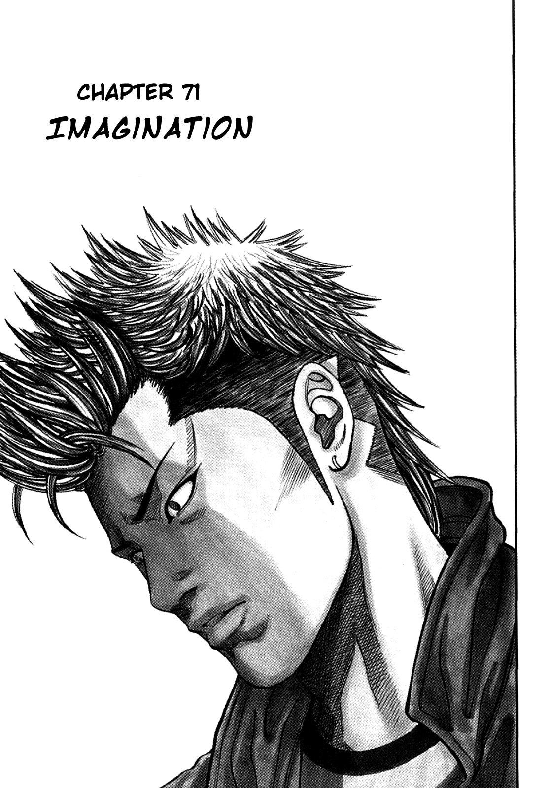 Gang King Vol.10 Chapter 71: Imagination page 2 - Mangakakalots.com