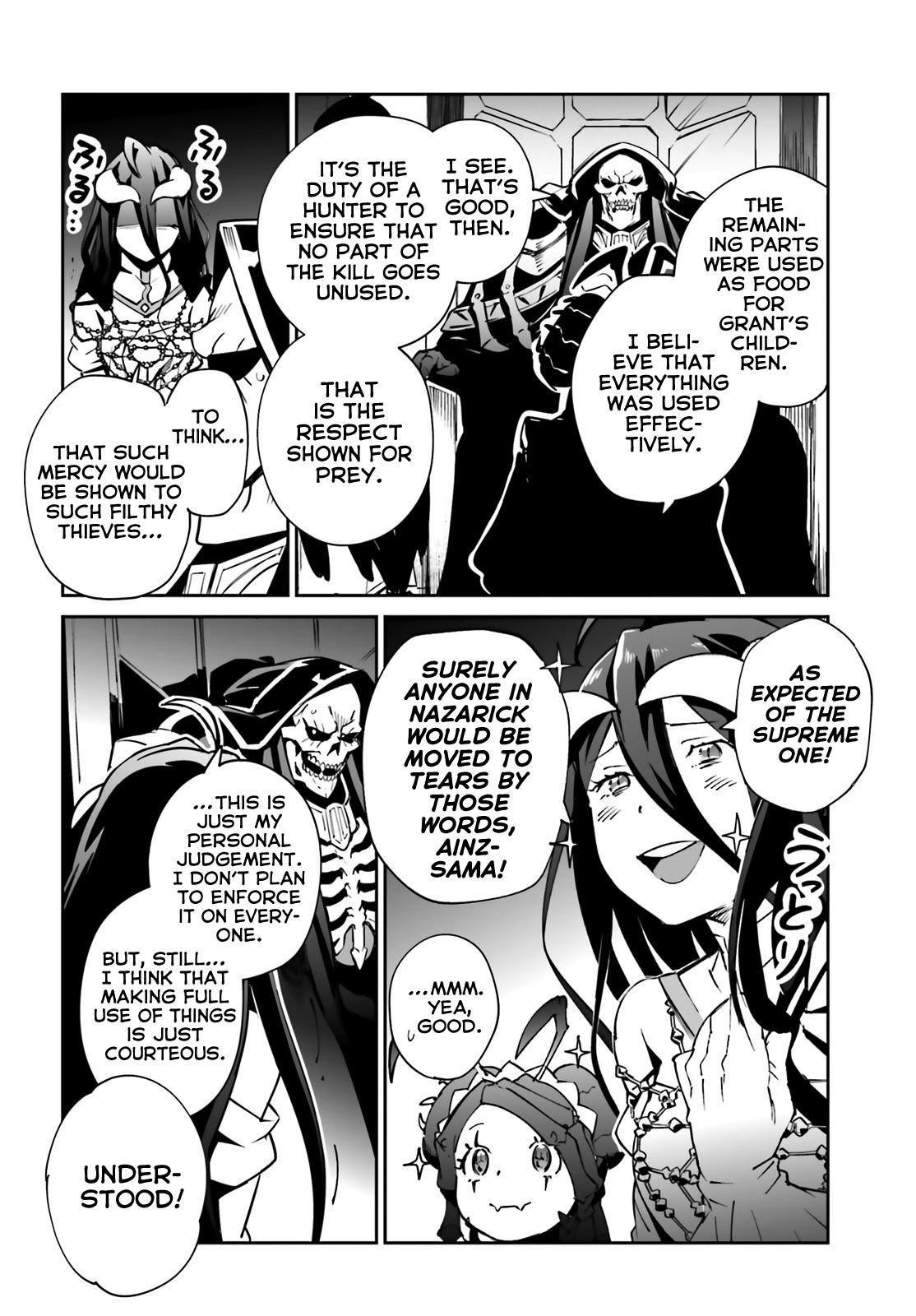 Overlord Chapter 66 page 28 - Mangakakalots.com