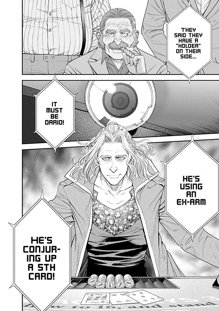 Ex-Arm Chapter 39: Bet On Me page 9 - Mangakakalots.com
