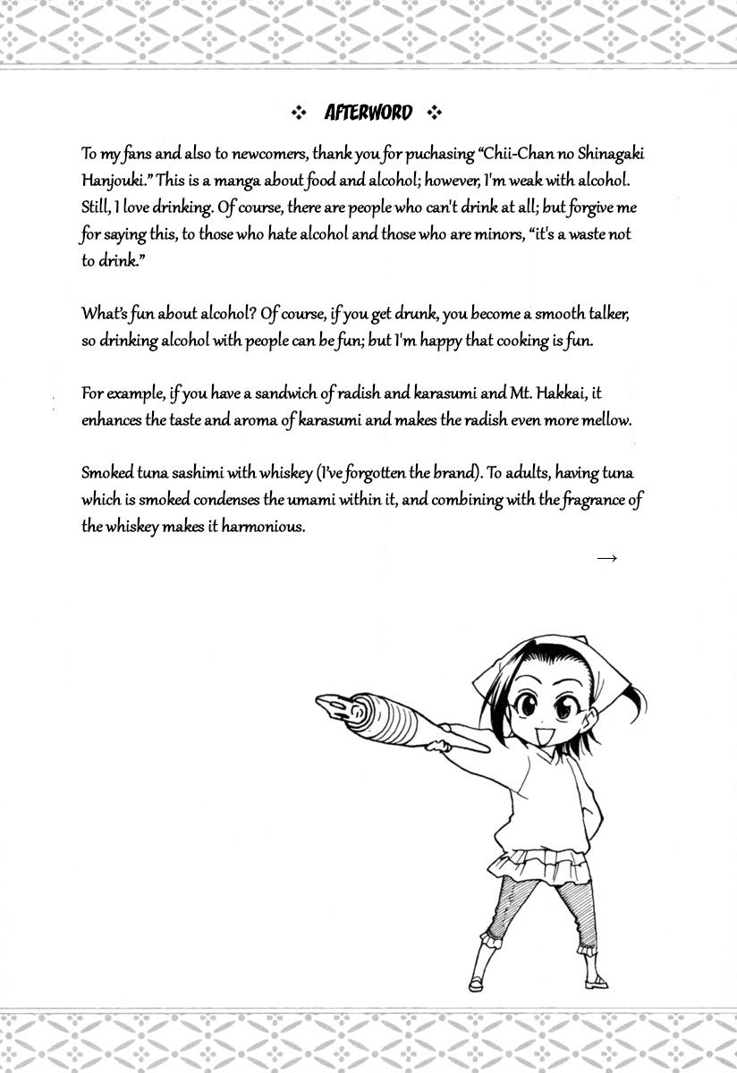 Chii-Chan No Oshinagaki Hanjouki Vol.1 Chapter 5: 9Th Item: Staying Up Late Menu ; 10Th Item: Fruit-Picking page 23 - Mangakakalots.com