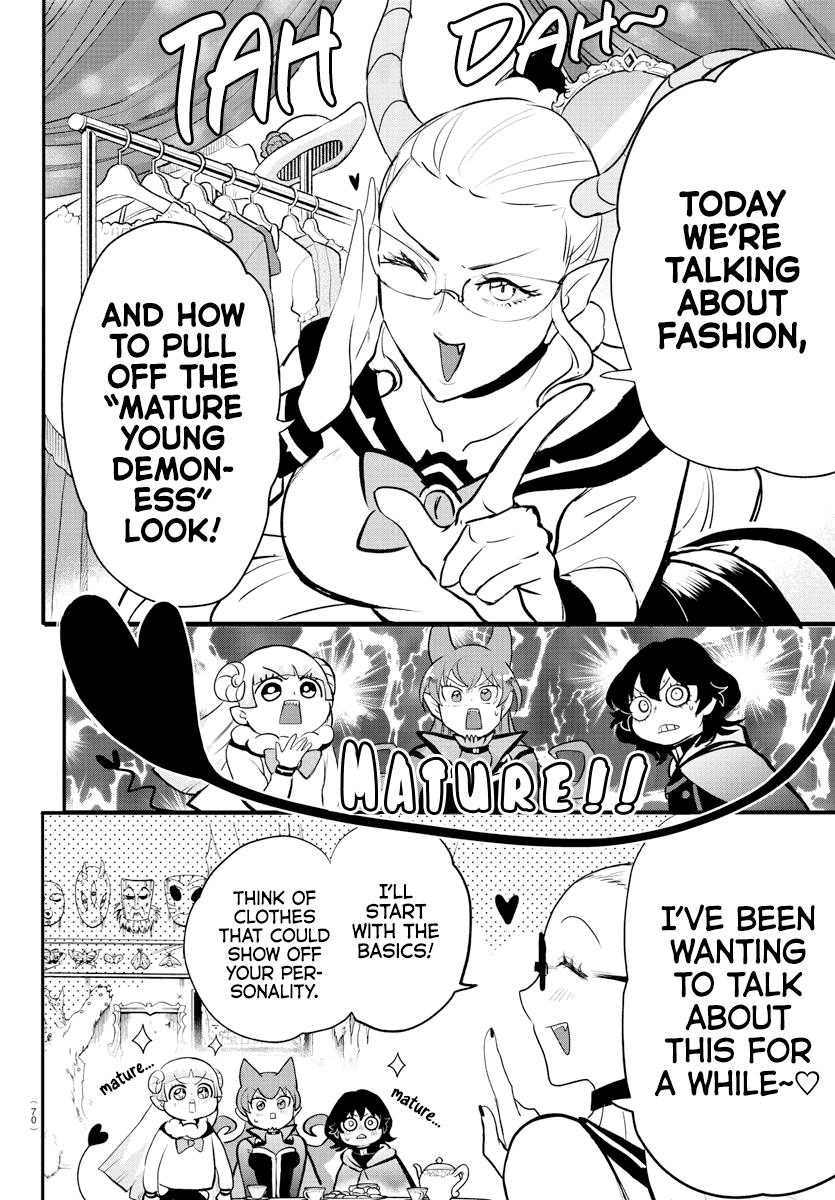 Mairimashita! Iruma-Kun Chapter 209 page 8 - Mangakakalots.com