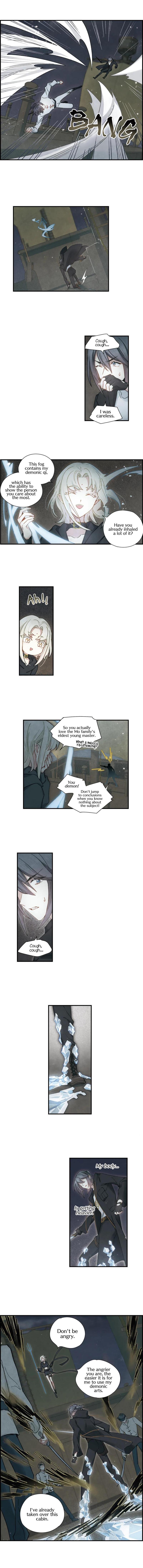 Mejaz - Regulus In The World Chapter 34.1: Demonic Influence page 3 - Mangakakalots.com