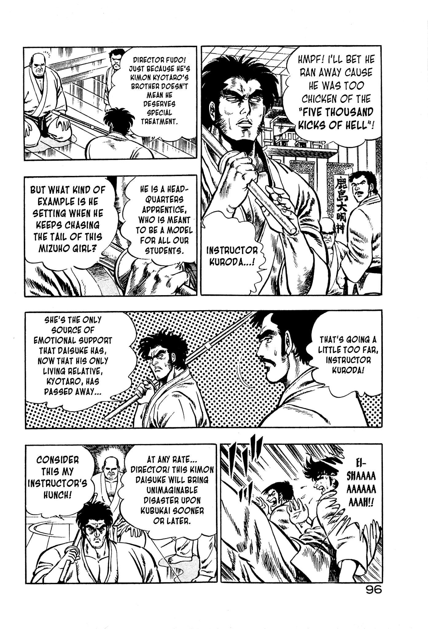 Karate Apocalypse Chapter 9: Premeditated Murder page 19 - Mangakakalots.com