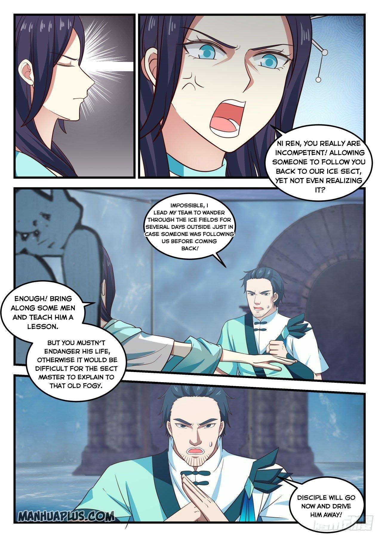 Martial Peak Chapter 693 page 3 - Mangakakalots.com