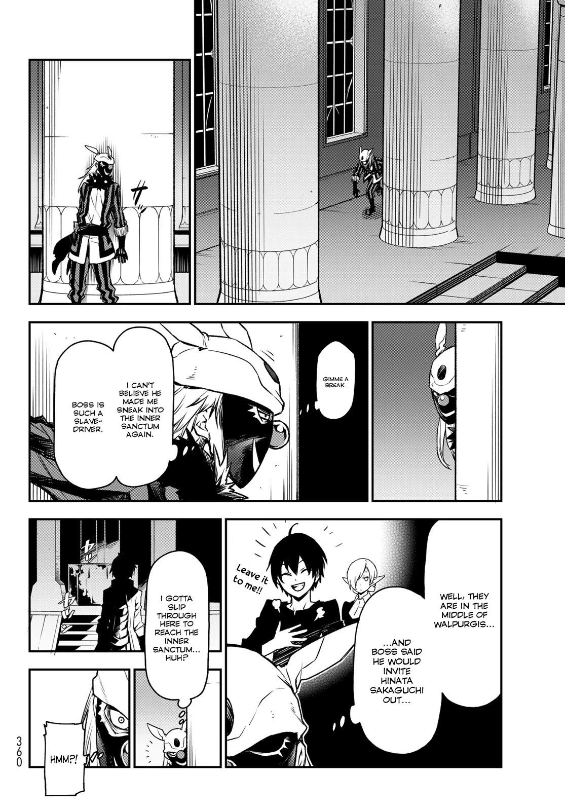 Tensei Shitara Slime Datta Ken Chapter 85 page 32 - Mangakakalots.com