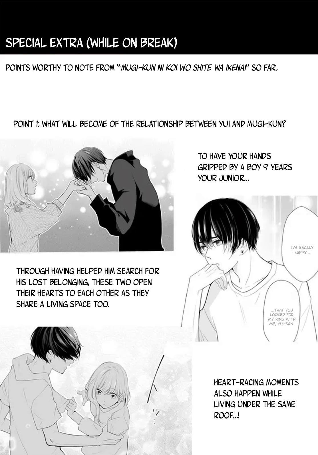 Mugi-Kun Ni Koi Wo Shite Wa Ikenai Chapter 5 page 19 - Mangakakalots.com